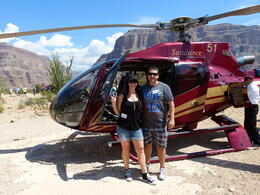 Photo of Las Vegas Grand Canyon All American Helicopter Tour What a great way to fly