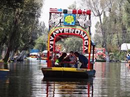 Photo of Mexico City 6-Night Best of Central Mexico Tour: Teotihuacan Pyramids, Taxco, Cuernavaca and Puebla from Mexico City Xochimilco aztec boat ride
