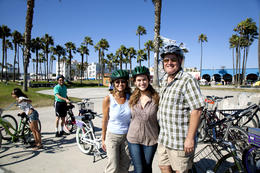Photo of Los Angeles Electric Bicycle Tour of Santa Monica and Venice Beach A great day with great people