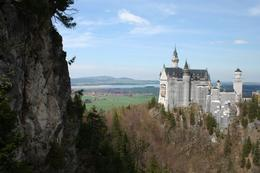 Photo of Munich Royal Castles of Neuschwanstein and Linderhof Day Tour from Munich A view from the bridge.