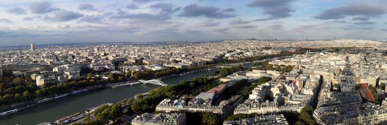 Another panorama from Level 1 - Paris