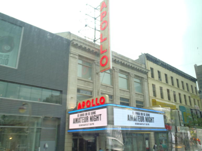 Apollo in Harlem - New York City