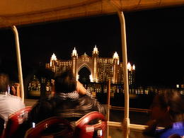 Photo of Dubai Dubai by Night City Tour Atlantis on the Palm.