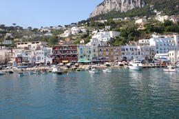 Beautiful Capri Marina - November 2011