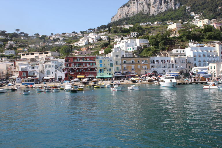 Beautiful Capri Marina