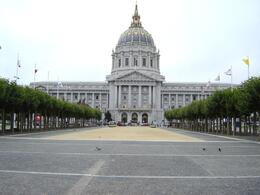 Photo of San Francisco Alcatraz and San Francisco City Tour City Hall in San Francisco