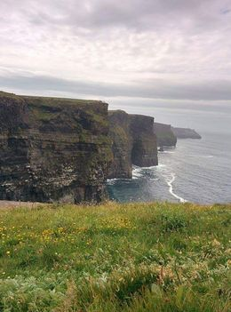 cliff of moher after it rained , herrera208198 - June 2015