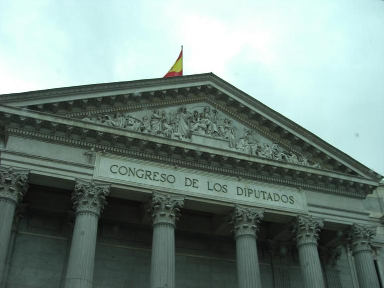 Congresso de los Diputatos - Madrid