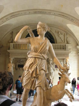Photo of Paris Skip the Line: Louvre Museum Walking Tour including Venus de Milo and Mona Lisa Diana