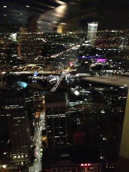 Photo of Sydney Sydney Tower Restaurant Buffet dinner view