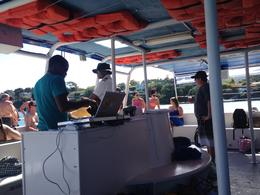 Photo of Ocho Rios Jamaica Catamaran Cruise to Dunn's River Falls from Ocho Rios or Montego Bay DJ