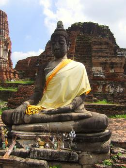 Photo of Bangkok Thailand's Ayutthaya Temples and River Cruise from Bangkok DSCF2590