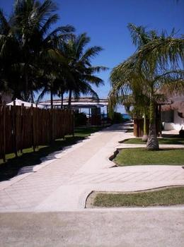 Photo of Cozumel Playa Uvas Private Beach Pass Entrance to Playa Uvas