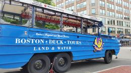 Photo of Boston Boston Duck Tour le truc