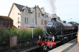 Photo of Edinburgh 2-Day Jacobite Experience including the Hogwarts Express Leaving Fort William