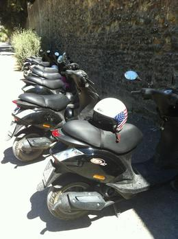 Photo of Florence Vespa Small Group Day Trip to the Chianti Wine Region Lunch at the winery
