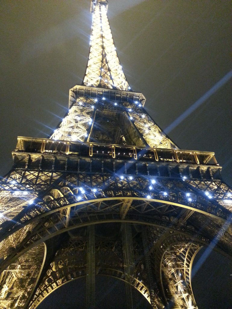 Night-tour - Paris