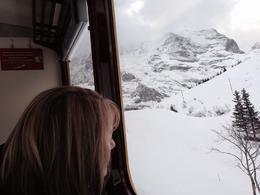 Photo of Zurich Jungfraujoch: Top of Europe Day Trip from Zurich On the way up to KS