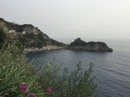 A view from Albergo La Conca Dei Mar. Wish the day had been less hazy but it did not detract from the beauty of the day. , Doug - December 2014