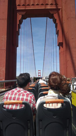 Photo of San Francisco San Francisco Hop-on Hop-off Tour San Francisco Hop-on Hop-off Tour