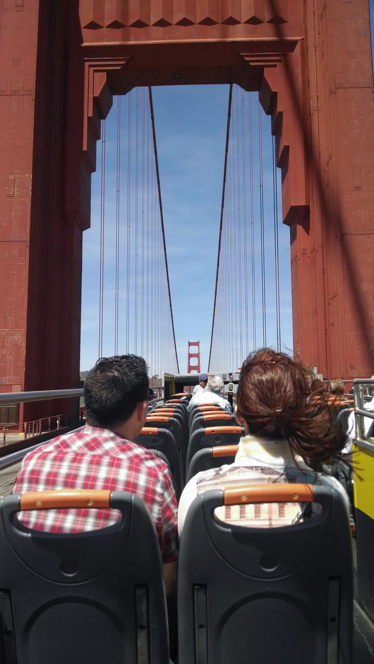 San Francisco Hop-on Hop-off Tour - San Francisco