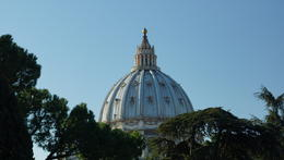 A lovely day at the Vatican..... , Rick T - March 2013