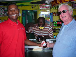 Photo of Montego Bay Jamaica Combo Tour: Dunn's River Falls and Bob Marley's Nine Mile Tappa's