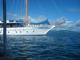 Photo of Fiji Fijian Islands and Snorkel Full-Day Whales Tale Cruise including Beach BBQ Lunch The Wales Tale
