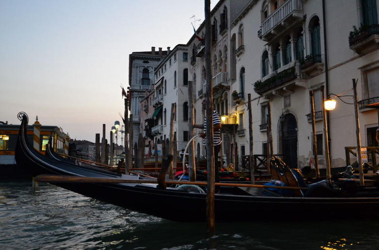 Venice by Night Tour and Gondola Ride - Venice