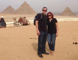 Photo of Cairo Private Tour: Pharaonic Village AL FIN EN LAS PIRAMIDES!
