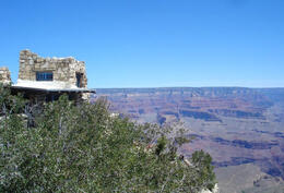 Photo of Las Vegas Deluxe Grand Canyon South Rim Airplane Tour At Bright Angel Lookout