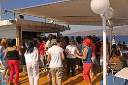 Photo of Athens Hydra, Poros and Egina Day Cruise from Athens Audience participation