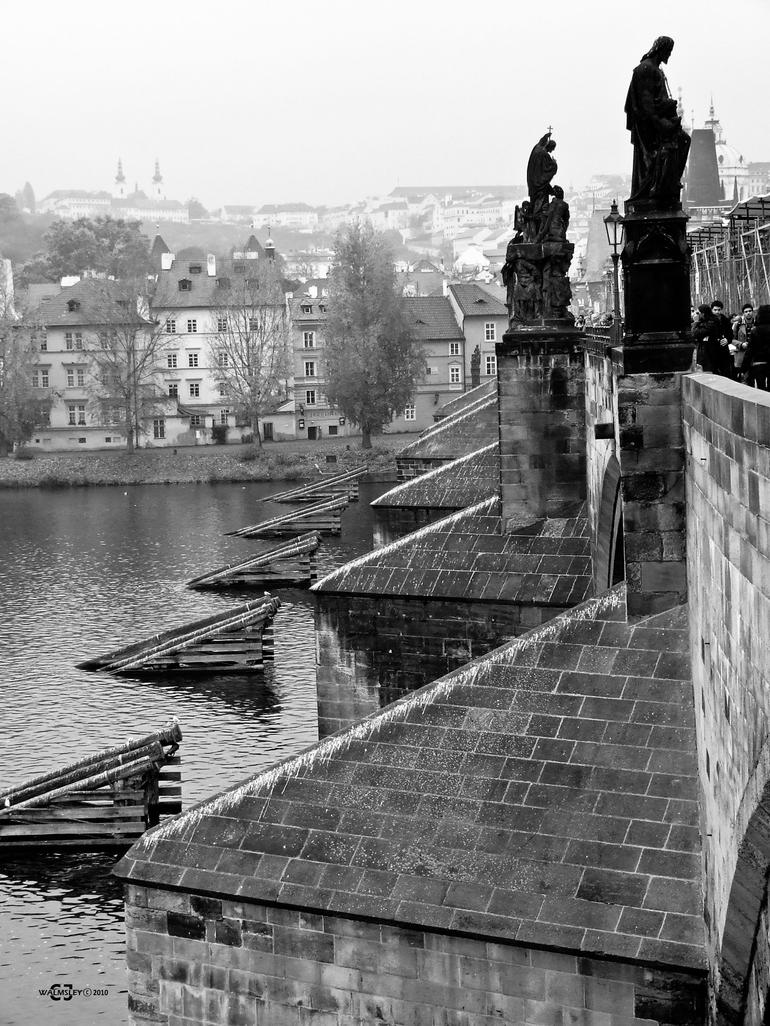 Charles Bridge, Prague -