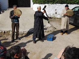 Photo of Costa del Sol Tangier, Morocco Day Trip from Costa del Sol Cobra Snake Charmer (A Stop on the Walking Tour)