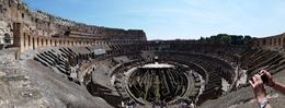 Photo of Rome Ancient Rome and Colosseum Tour: Underground Chambers, Arena and Upper Tier Colosseum