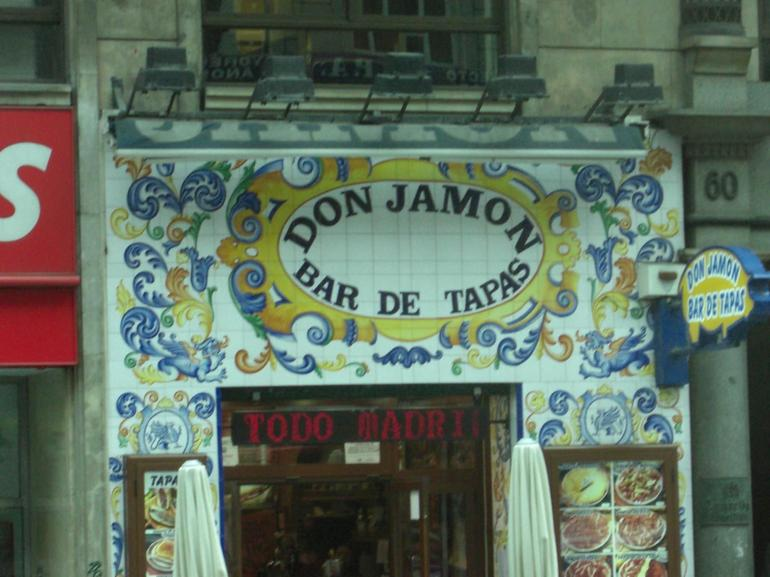 Don Jamon - Madrid
