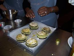 Our eggplant appetizer. , Jill G - May 2012