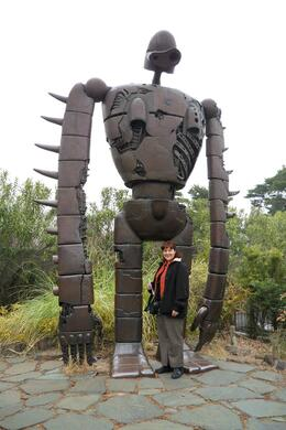 Photo of Tokyo Tokyo Studio Ghibli Museum Afternoon Tour Giant & Me!
