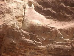 Photo of Las Vegas Red Rock Canyon Tour Indian hand paintings
