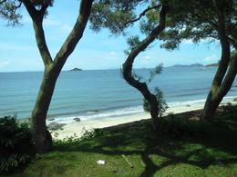 Quick stop at a beach on the south side of Lantau Island , BethanieKay - July 2014