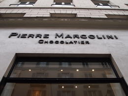 Photo of Paris Paris Chocolate and Pastry Food Tour Chocolates at Pierre Marcolini