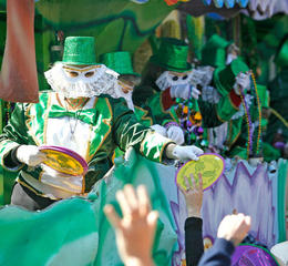 Photo of New Orleans Viator VIP: 4-Day Ultimate Mardi Gras Experience Paraders.jpg