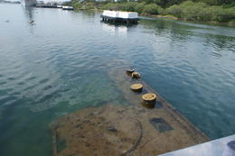 USS Arizona , Carol L - March 2014