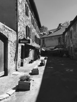 walking around in the small commune of Mont-Louis , mikeb - August 2015