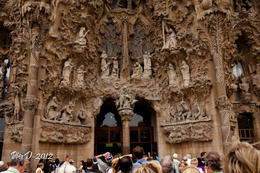 Photo of Barcelona Skip the Line: Barcelona Sagrada Familia Tickets PierD-2012-7952
