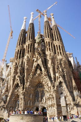 Photo of Barcelona Skip the Line: Best of Barcelona Tour including Sagrada Familia Sagada Familia