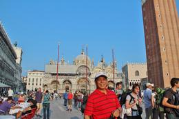 Photo of Venice Skip the Line: Venice in One Day Including Boat Tour St Marc square