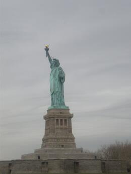 Photo of New York City New York City Guided Sightseeing Tour by Luxury Coach Statue of Liberty