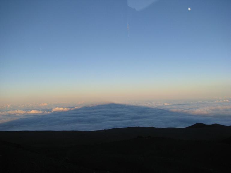 Above the clouds - Big Island of Hawaii