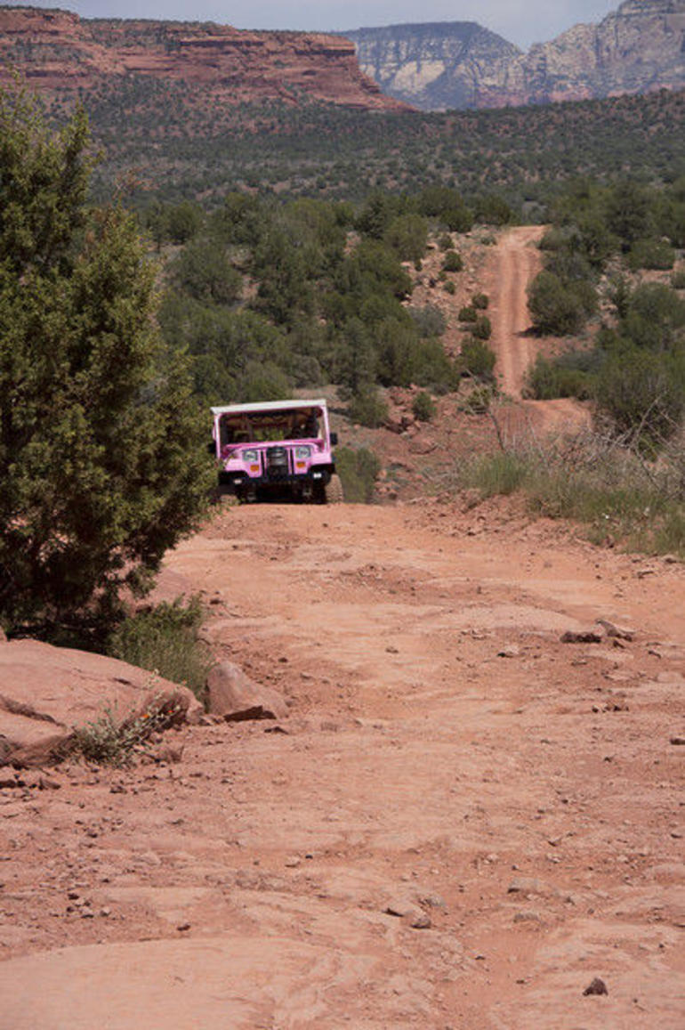Ancient Ruin Jeep Tour - Sedona